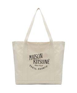 Maison Kitsuné | Palais Royal Logo Tote