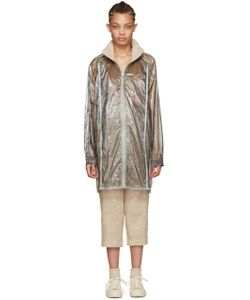 Cottweiler | Grey Glaze Coach Coat