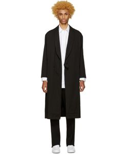 Undecorated Man | Twill Gown Coat