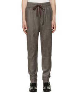 Cmmn Swdn | Faux-Suede Stray Trousers