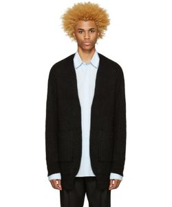 Undecorated Man | Mohair Cardigan