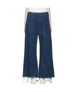 Chloé | Indigo Wide-Leg Jeans