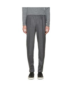 Carven | Grey Wool Trousers