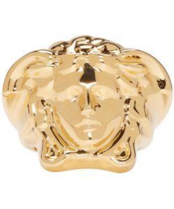 Versace | Gold Medusa Ring