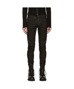 Julius | Coated Jeans