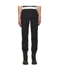 08Sircus | Navy Cotton Trousers