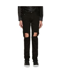 Christian Dada | Distressed Skinny Jeans