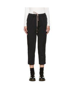 Comme Des Garçons Comme Des Garçons | Black Elasticized Waist Trousers