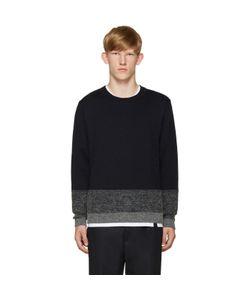 Stephan Schneider | Navy Poplars Sweater
