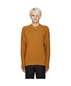 Cmmn Swdn | Yellow Ivor Half-Zip Pullover