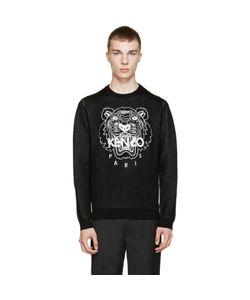 Kenzo | Black Knit Tiger Sweater