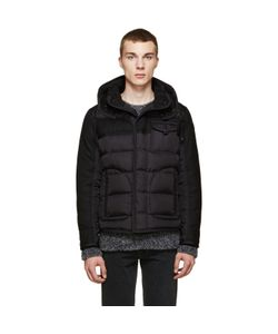 Moncler | Black Quilted Ryan Jacket