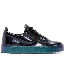 Giuseppe Zanotti | Patent Leather London Sneakers