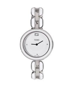 Fendi | Silver And White My Way Fur Glamy Watch