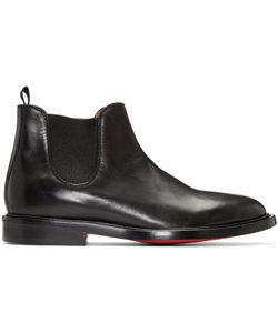 Paul Smith | Black Drummond Chelsea Boots