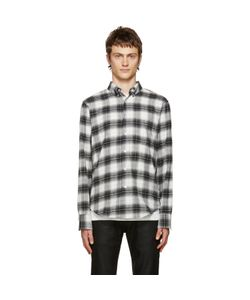 Naked and Famous Denim | Flannel Plaid Shirt