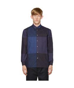 Stephan Schneider | Blue Check Flannel Shirt