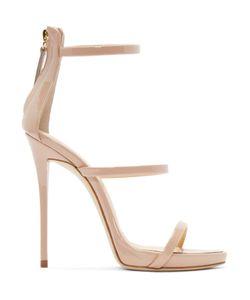 Giuseppe Zanotti | Pink Colline Heeled Sandals