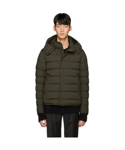 Moncler | Green Down Nazaire Coat
