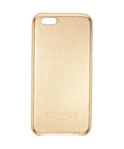 Balmain | Gold Leather Iphone 6 Case
