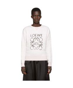 Loewe | Pink Anagram Logo Pullover