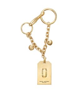 Marc Jacobs | Gold Charm Keychain