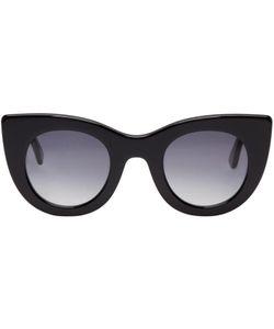 Thierry Lasry | Black Orgasmy Cat-Eye Sunglasses