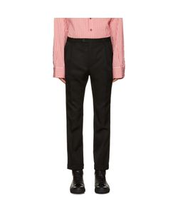 Raf Simons | Wool Cropped Trousers