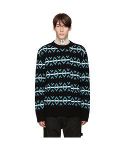 Raf Simons | Jacquard Knit Sweater