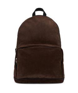 Umit Benan | Suede Backpack