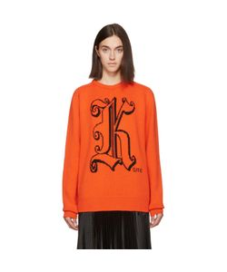 Christopher Kane | Wool Kane Sweater