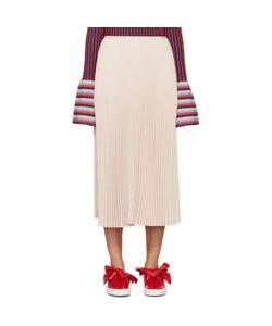 Cédric Charlier | Pleated Skirt
