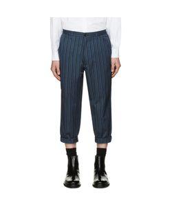 Comme Des Garçons   Shirt Striped Trousers