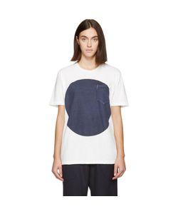 Blue Blue Japan | And Indigo Flag T-Shirt