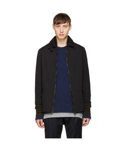 Giuliano Fujiwara   Zip-Up Jacket