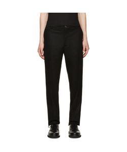Giuliano Fujiwara   Wool Trousers