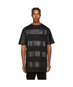 Marcelo Burlon County Of Milan   Panelled T-Shirt