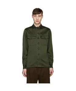 Loewe | Canvas Army Shirt