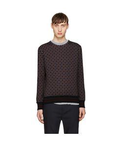 Giuliano Fujiwara   Pattern Sweatshirt