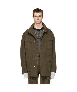 Juun.J   Oversized Field Coat