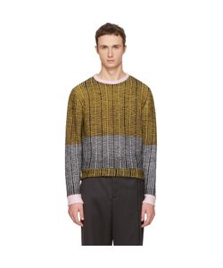 Eckhaus Latta | And Wiggly Road Sweater
