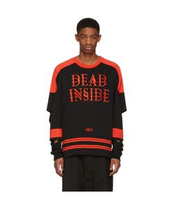 Hood By Air | Dead Inside Pullover