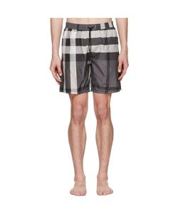 Burberry | Check Swim Shorts