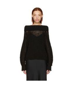 Calvin Klein Collection   Ebner Off-The-Shoulder Sweater