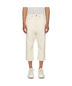 Rick Owens DRKSHDW   Cropped Astaire Jeans