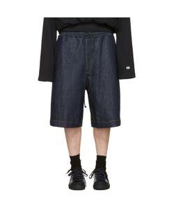 Juun.J   Denim Cove In Mood Shorts