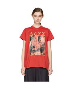 Alyx | Open Back Flower T-Shirt