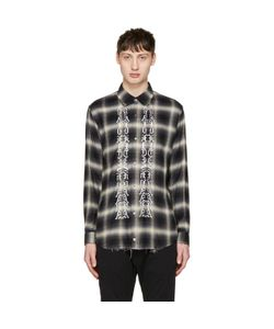 Christian Dada | Check Signature Shirt