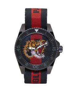 Gucci | And Web Tiger Dive Watch