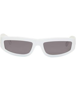 Stella McCartney | Rectangular Slim Sunglasses
